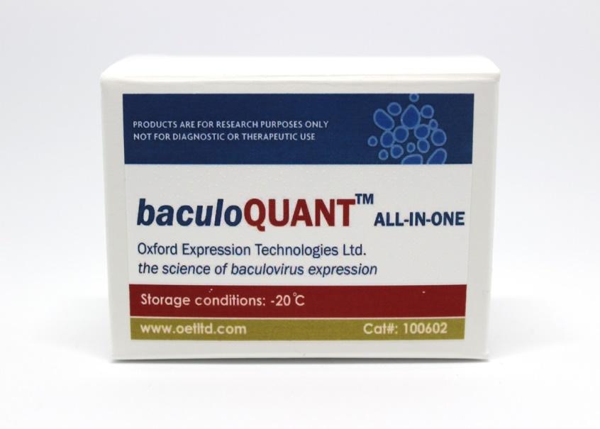 baculoQUANT Box