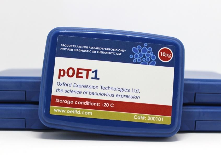 pOET1 Box