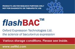 flashBAC™ Baculovirus Expression System