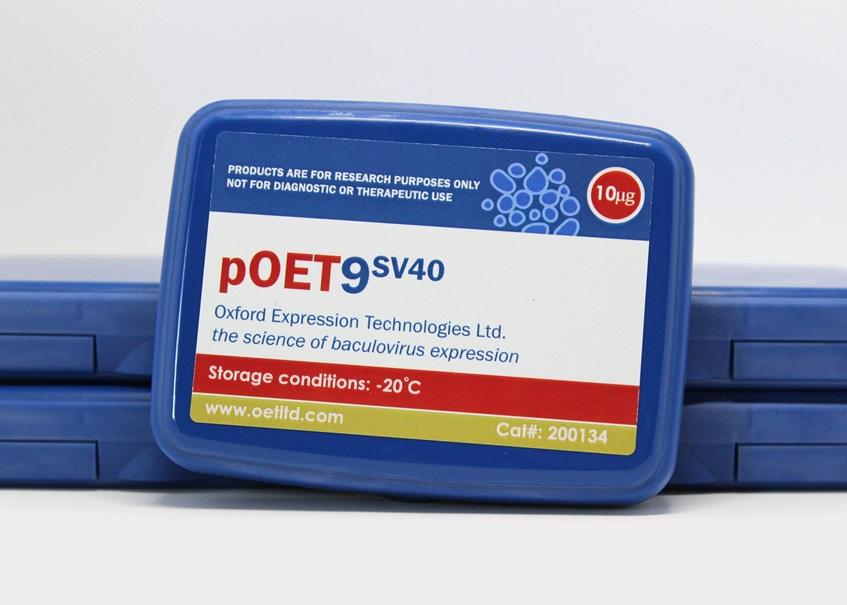 pOET9 SV40 Box