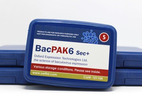 BacPAK6 Sec+